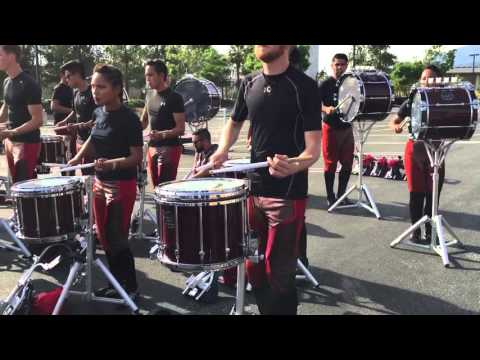 2016 Broken City Percussion - bCat