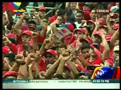 Maduro sobre detención de Leopoldo López