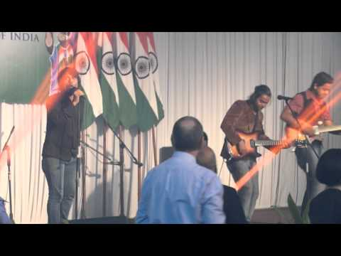 Republic Day 2014 celebrations - Part III (Performance by Whats in the name)