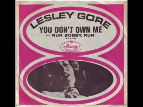 You Don't Own Me - Lesley Gore (1963)