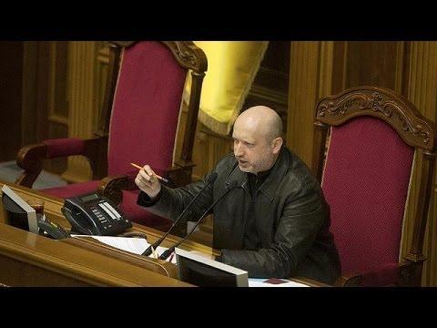 Oleksander Turchynov, el nuevo hombre de Ucrania