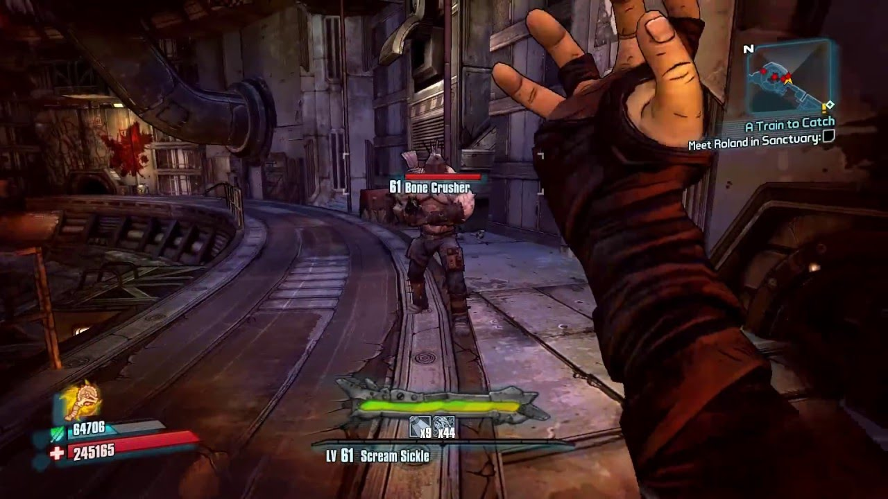 Borderlands 2: Axeplosive Rampage - Melee Bloodlust/Mania ... Borderlands 2 Psycho Build