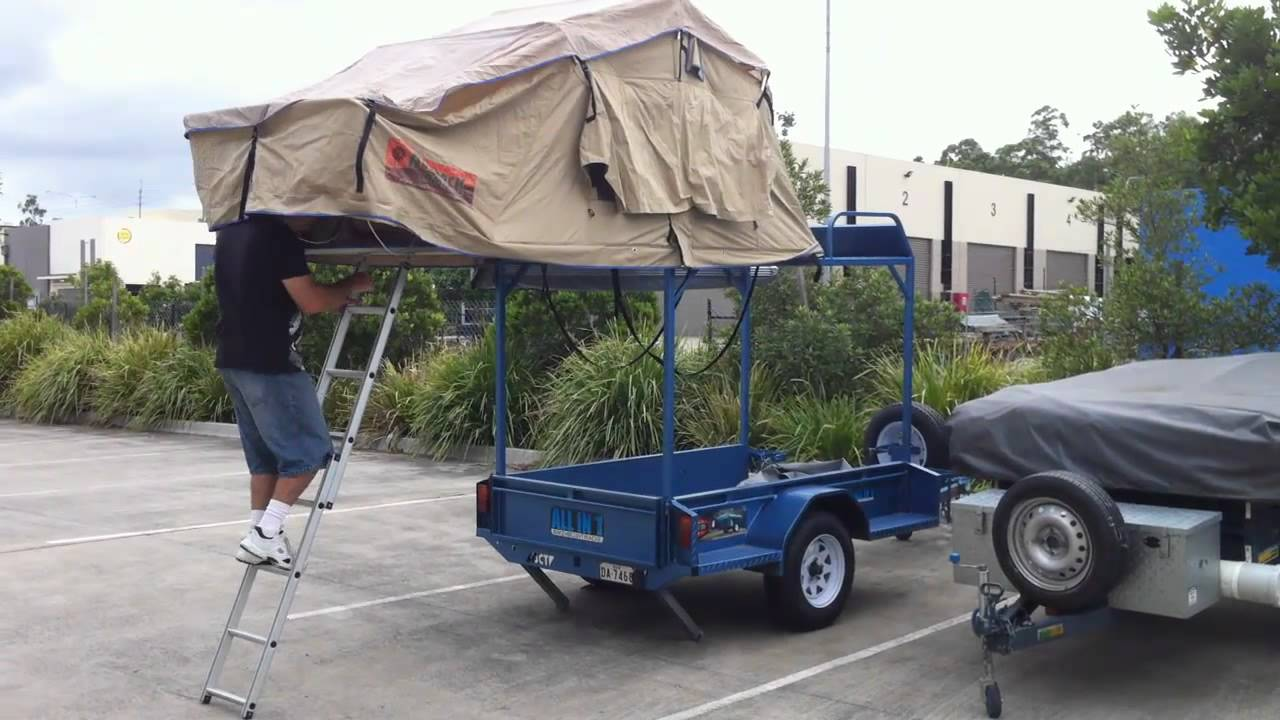 Amazing CAMPER TRAILER For Sale Brisbane For Sale In Brisbane QLD  CAMPER