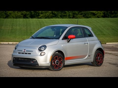 2014 Fiat 500e - WINDING ROAD Walkaround