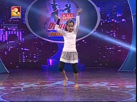 Malavika, DJ Round - Super Dancer Junior 2