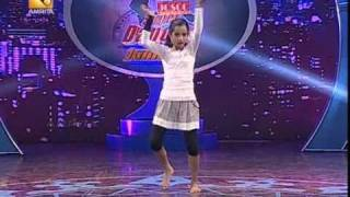 Malavika, DJ Round - Super Dancer Junior 2