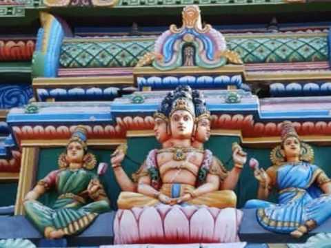 Carnatic Classical Fusion (Nagumomu Ganaleni) - Aathirai Sivapalan
