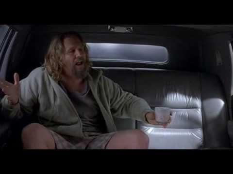 The Big Lebowski: What on God's holy name is The Dude blathering about?