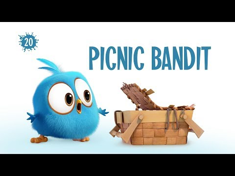 Angry Birds Blues - 20 - Piknikový bandita