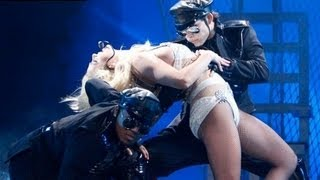 Britney Spears - Hold It Against Me (FFT Live From Anaheim) [Edit By BPProductions] view on youtube.com tube online.