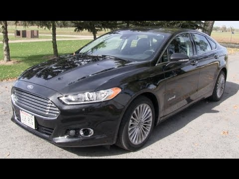 Overview & Features: 2014 Ford Fusion Hybrid Titanium