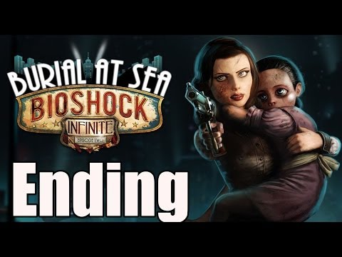 Bioshock Infinite Burial At Sea Episode 2 Ending / End Connecting to Rapture