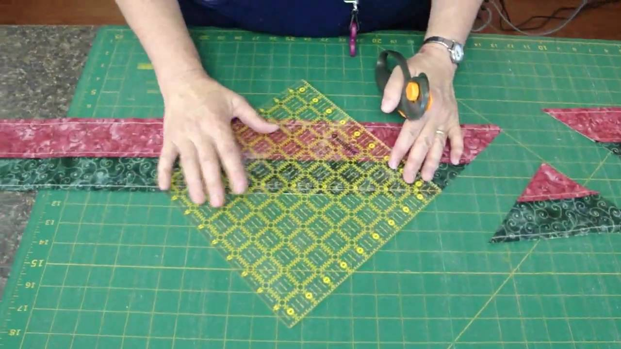 Tube Tutorial How To Quilt Youtube