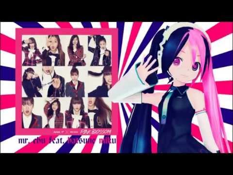 (APink)Mr. Chu feat. 初音ミク