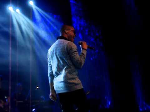 Pedro Lima em The Voice Tour - I'II Be There - Rio de Janeiro