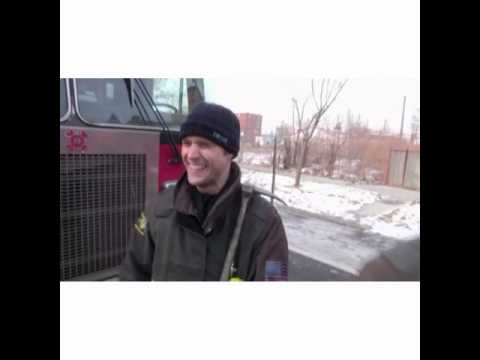 Daniela Kretchen  Chicago Fire Bloopers #ChicagoFire