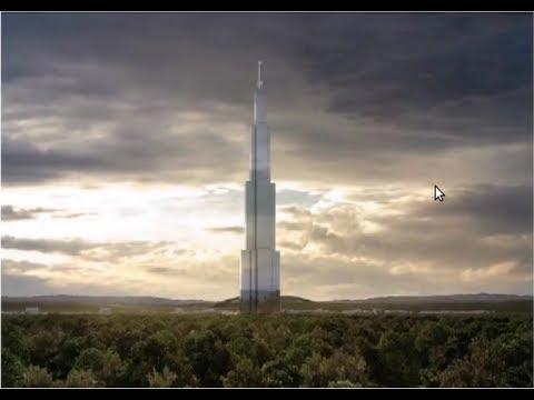 [TQKKD] Trung Quốc sẽ xây tòa nhà cao nhất thế giới trong 90 ngày!