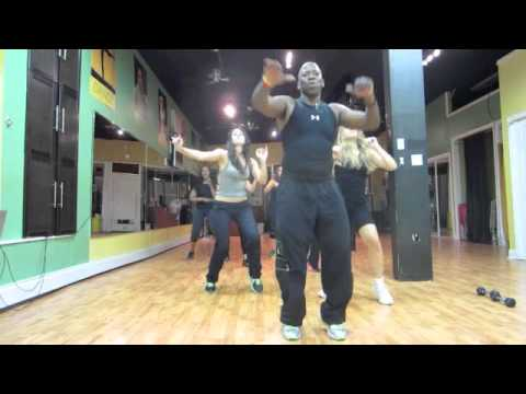"Nathan Blake of  Blake TV  "" Moves like Jagger"" by Maroon 5"