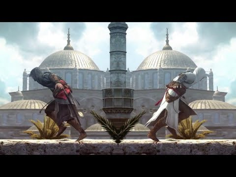 Assassin's Creed Revelations 'GamesCom 2011 Trailer' TRUE-HD QUALITY