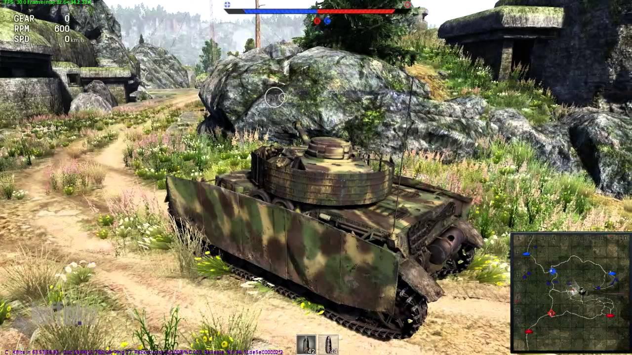 neue panzer spiele