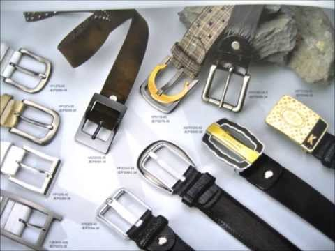 Leather Fashion Belt Manufacturing from Delhi India