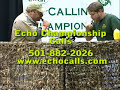 Duck Call Selection Echo Calls Choosing The Right Call