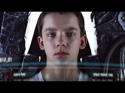 ENDER'S GAME - Trailer, First trailer for Ender's Game which comes out in November.