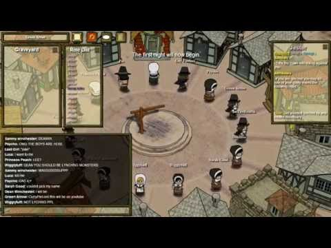 Let's Play: Town of Salem Fastest Round Ever