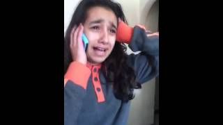 Reaction To One Direction Prank Call