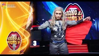 Giọng ải giọng ai | tập 16: Anh chàng Thor khiến Ái Phương, Trấn Thành phải chạy lên sân khấu