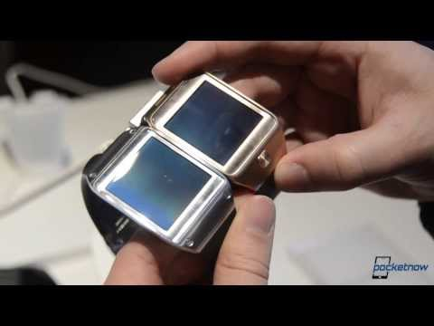 Samsung Gear 2 vs Galaxy Gear (Gear 2 hands on)