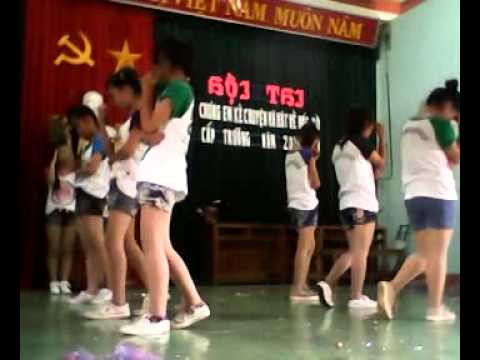 Nhảy Aerobic 8a4 - Love Class Forever
