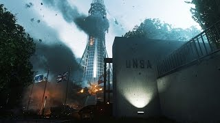 "Call of Duty: Infinite Warfare - ""Black Sky"" Gameplay"