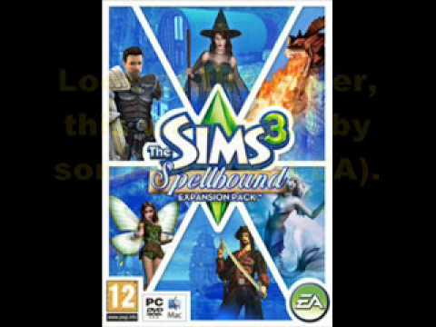 The Sims 3 Expansion Pack Trailers