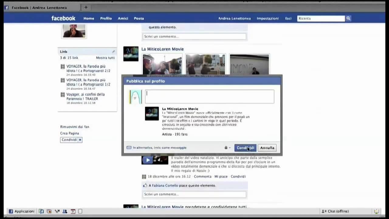 Svelati i segreti di facebook ma non credeteci youtube for Segreti facebook