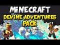 Minecraft Devine Adventures Pack [#1] - EPICKA PACZKA MODÓW?! PIERWSZE DIAXY? - Minecraft na Modach