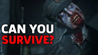 Resident Evil 2 Remake - E3 2018 Gameplay