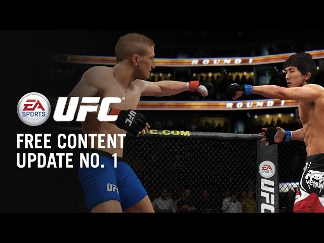 EA SPORTS UFC - Free Content Update No.1