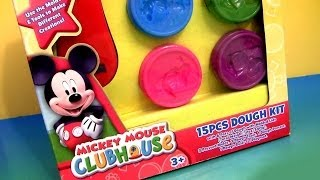 Play Doh A Casa Do Mickey Mouse Play Dough Kit Disney
