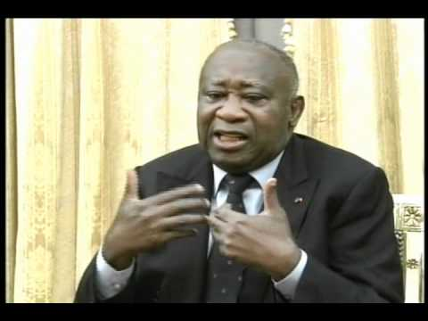 Ivorian Leader, Laurent Gbagbo & Journalist, George Curry Interview Part IV
