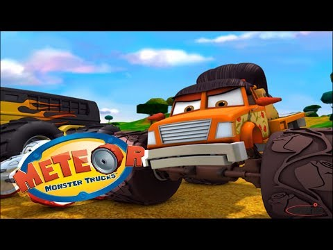 Meteor Monster Truck 9 - Auto, které volalo o odtah