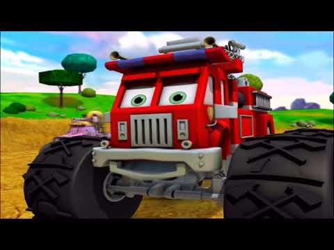 Meteor Monster Truck 9 - Auto, které volalo o odtah