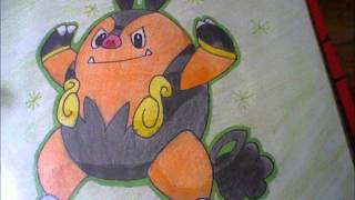 All My Pokémon Drawings