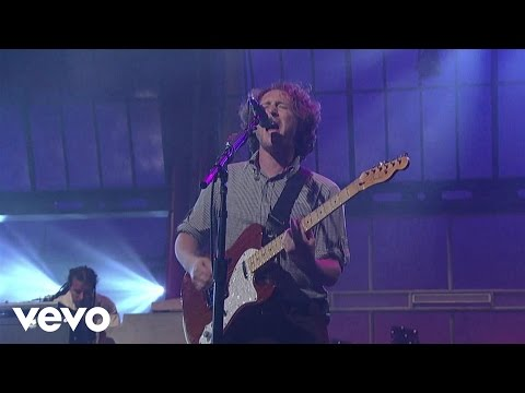 Incubus - Anna Molly (Live on Letterman)