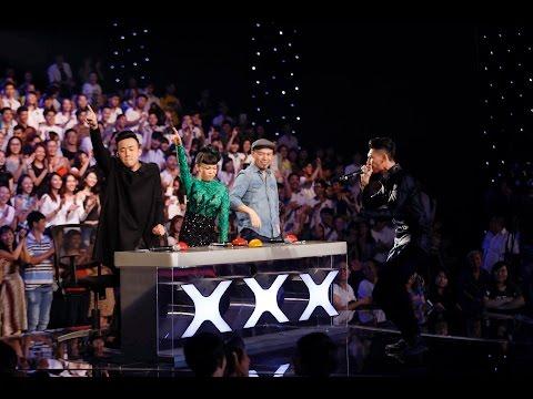 Vietnam's Got Talent 2016 - BÁN KẾT 7 - Beatbox - Phong Hải