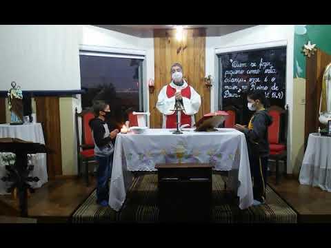 Santa Missa | 24.08.2021 | Terça-feira | Padre Robson Antônio | ANSPAZ