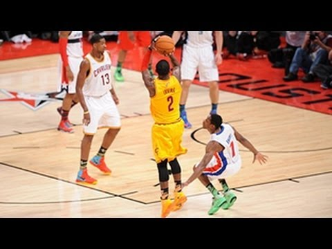 Top 10 NBA Crossovers: February 2013