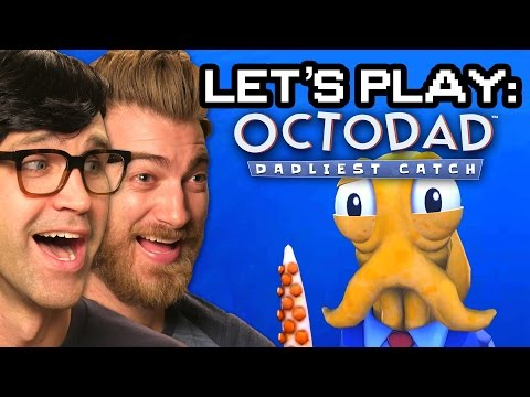 Let's Play: Octodad - Dadliest Catch