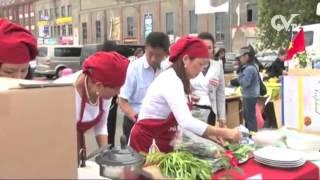 """Cuộc thi """"Món ngon bếp Việt 2014"""" tại Đức"""