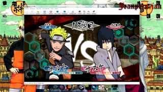 Como Descargar E Instalar Naruto Shippuden Gekitou Ninja